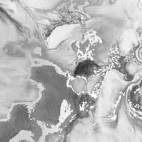 Muriva Metallic Elixir Marble Silver 166501 Wallpaper